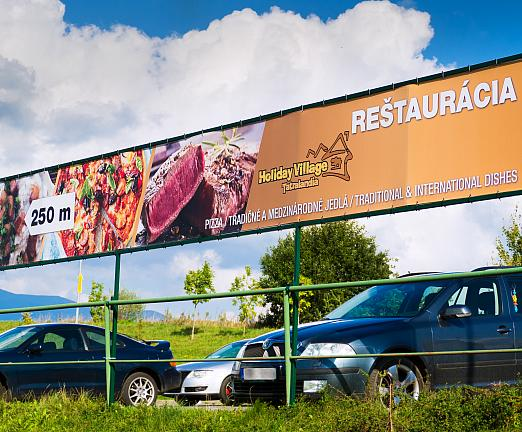 Banner reštaurácia HVT