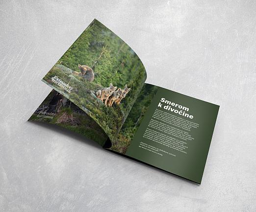 Brožúra prírodný turizmus
