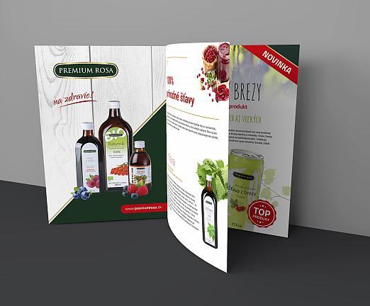 Brožúra Premium Rosa
