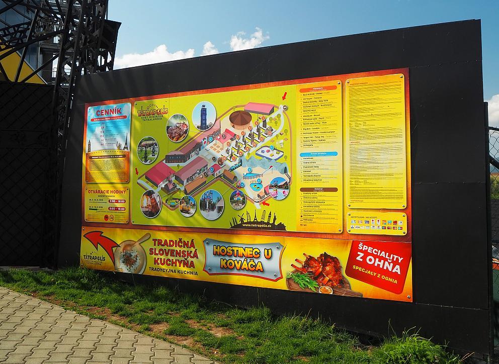 Billboard Tatrapolis