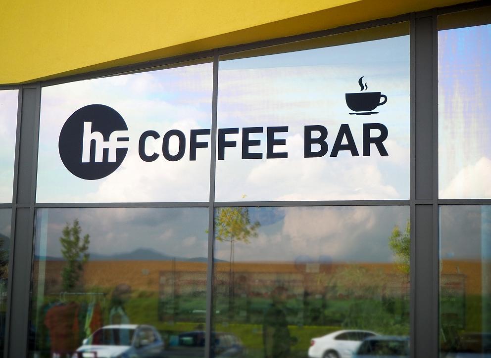 Označenie Coffe Bar
