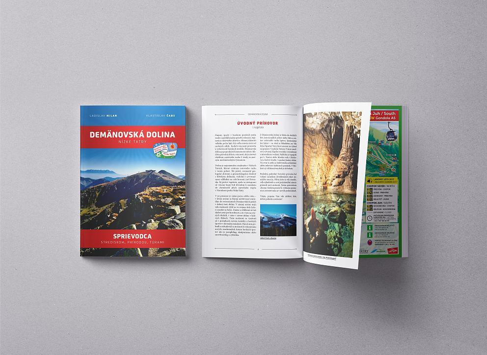 Brožúra - Sprievodca Demänovskou dolinou